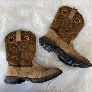 Flirt with Durango | Tan Saddle Western Boots